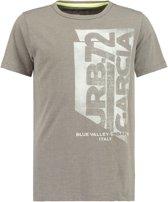 Garcia Jongens T-Shirt - Puddle - Maat 164/170