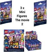LEGO Minifigures The Movie 2 - 71023 - ontvang 3 stuks     (3 stuks gratis verzending)
