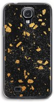 Samsung Galaxy S4 Transparant Hoesje - Terrazzo N°7
