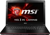 MSI GP72 2QD-215NL - Gaming Laptop