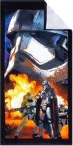 Star Wars Fire - Strandlaken - 70 x 140 cm - Multi