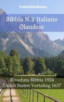 Bibbia N.2 Italiano Olandese