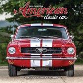 Avonside Publishing Ltd: American Classic Cars Calendar 2020