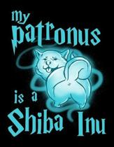 My Patronus Is A Shiba Inu: Year 2020 Academic Calendar, Weekly Planner Notebook And Organizer With To-Do List For Shiba Inu Dog Lovers, Cute Spir