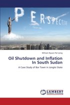 Oil Shutdown and Inflation in South Sudan
