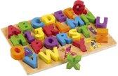Tidlo ABC Puzzel met Dikke Puzzelstukken