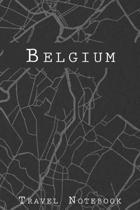 Belgium Travel Notebook