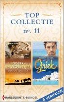 Topcollectie 11: Heersers van de woestijn / Zwoele zomer met de Griek, 6-in-1