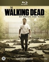 DVD cover van The Walking Dead - Seizoen 6 (Blu-ray)