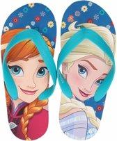 Frozen teenslippers Anna en Elsa voor meisjes 33/34 (7-10 jaar)