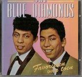 The Blue Diamonds - Favorieten van Toen