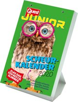 Quest Junior Scheurkalender 2020