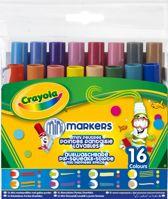 Crayola Pipsqueaks met fantasiepunten - 16 Stuks