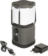 Camp-gear Tafellantaarn - Isar - Oplaadbaar - 200 Lumen