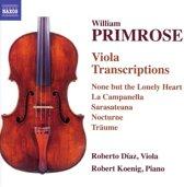 Primrose: Viola Transcriptions