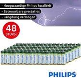 Philips AA LongLife Batterijen