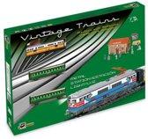 Pequetren Startset Batterij 301 Classic Passagiers Trein