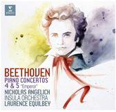 Angelich/Equilbey - Piano Concertos Nos. 4 & 5
