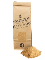 Smokey Olive Wood - Rookmot - Rookmeel - 300ml - olijfhout- ø 0-1mm