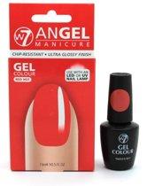 W7 Angel Manicure Gel Nagellak Red Hot