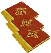 Notitieboek Rood met Steentjes – Large