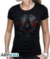 Assassin's Creed - Jacob Woman's T-shirt Black (Maat L)
