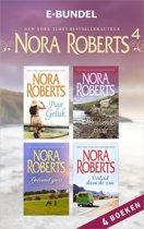 Nora Roberts e-bundel 4