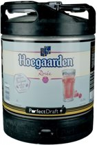 Hoegaarden Rosé Perfect Draft tapvat - 6 L