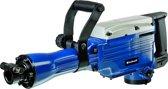 EINHELL BT-DH 1600 Elektrische Breekhamer - 1600 W - 43 J - SDS-Hex - Inclusief 1x puntbeitel / 1x plattebeitel / koffer