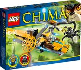 LEGO Chima Lavertus' Twin Blade - 70129