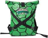 Ninja Turtles - Vouwbare Rugzak met Cross Strap - Groen