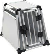 Hondentransportbox Maat M (Incl hondentouw) - Honden Transportbox