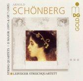Schoenberg: String Quartets / Leipzig String Quartet