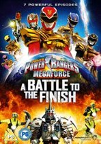 Power Rangers: Megaforce - Vol. 2: A Battle To The Finish (Import)