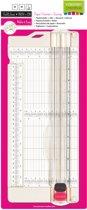 Vaessen Creative Papiersnijder en Riller 11,4 x 30,5 cm