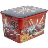 Curver Decobox Amsterdam Opbergbox - L - Kunststof - Disney Cars