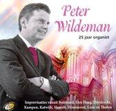 Wildeman, 25 jaar organist