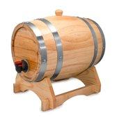 Mini Wijnvat 3L Houten vat