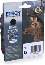 Epson T1301 - Inktcartridge / Zwart