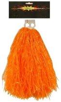 Cheerball ringgreep oranje