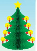 Decoratie kerstboom 60 cm