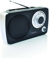 Thomson RT240 - Draagbare  Radio - Zwart