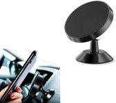 DrPhone A3 Extreme  ® - Force 4 - Magnetische Autohouder Dashboard Houder Magneet Smartphone Houder + 1 3M  ® Metalen