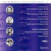 Romantic Cello Concerto Ii