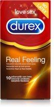 Du-rex Condooms Real Feeling Voordeelverpakking 6 x10stuks