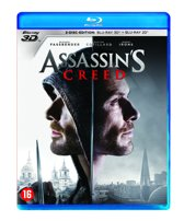 Assassin's Creed (3D Blu-ray)