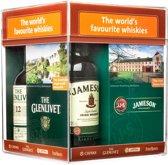 World's favourite whiskies - proefpakket