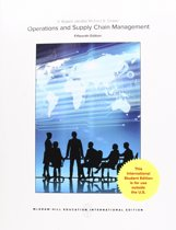Operations & Supply Chain Management 15e ed
