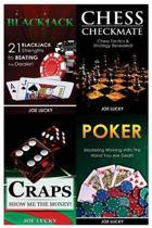 Blackjack & Chess Checkmate & Craps & Poker