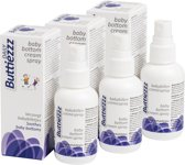 3 stuks Buttiezzz Daily Babybillen crèmespray